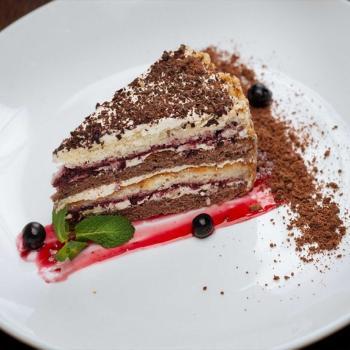 Ёха-тортик смородиновый