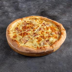 Пицца курочка ананас